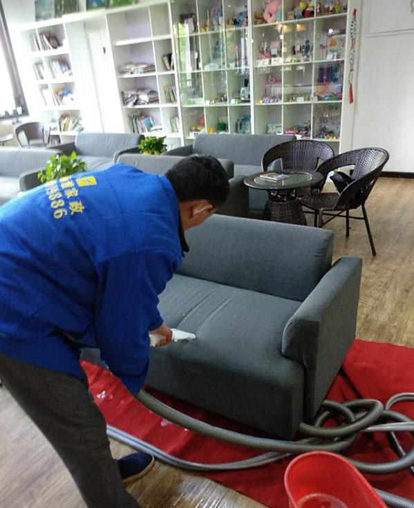 沙发清洗的价格