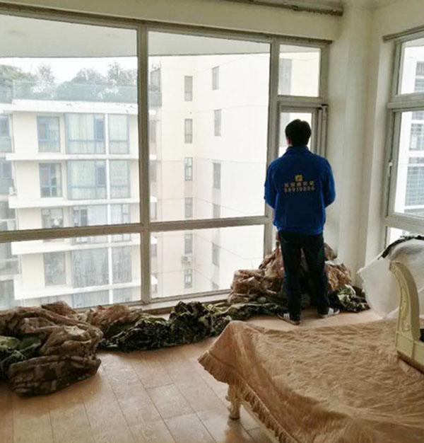 单位窗帘清洗找哪家